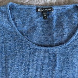Eileen Fisher Merino wool sweater vest